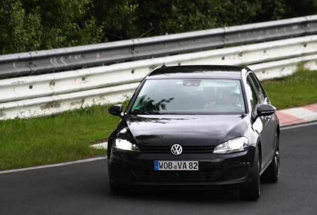 Volkswagen Golf R MkVII