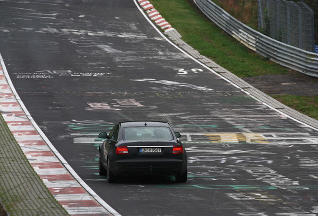 Audi A7 Mule