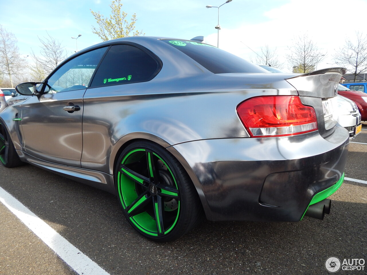 Bmw Tuning Pur 1 Series M Coup 233 29 March 2014 Autogespot