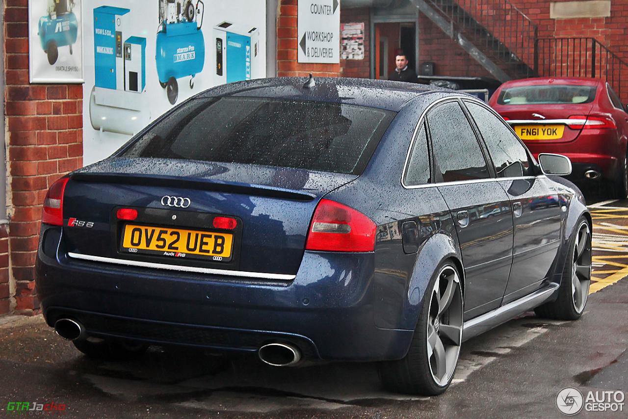 Audi Rs6 Sedan C5 30 March 2014 Autogespot