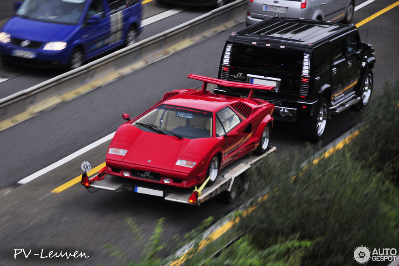 2010 Lamborghini Countach 25th Anniversary photo - 2