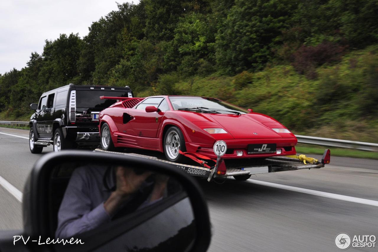 Lamborghini Countach 25th Anniversary 30 March 2014