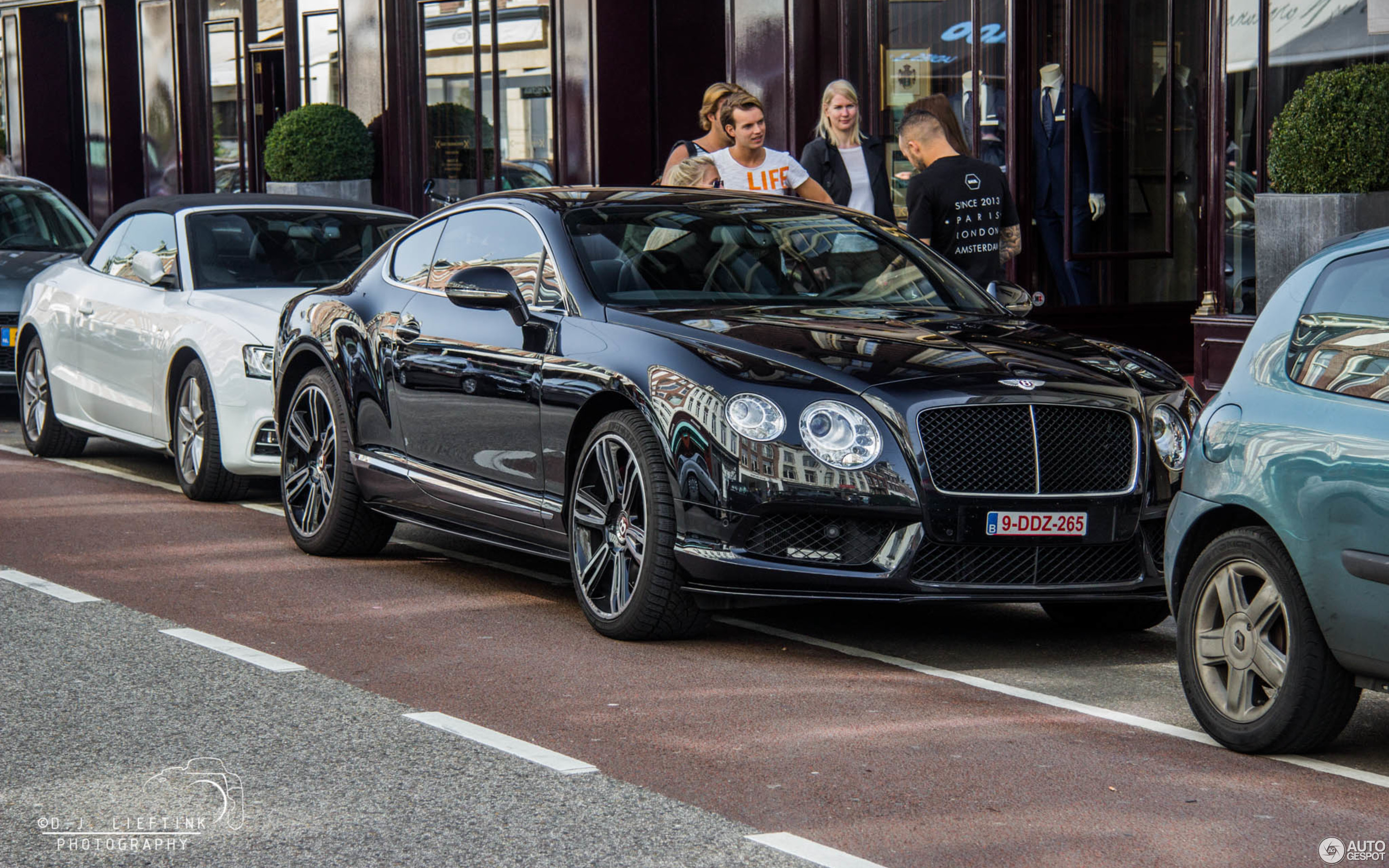Bentley Continental GT V8 30 M rz 2014 Autogespot