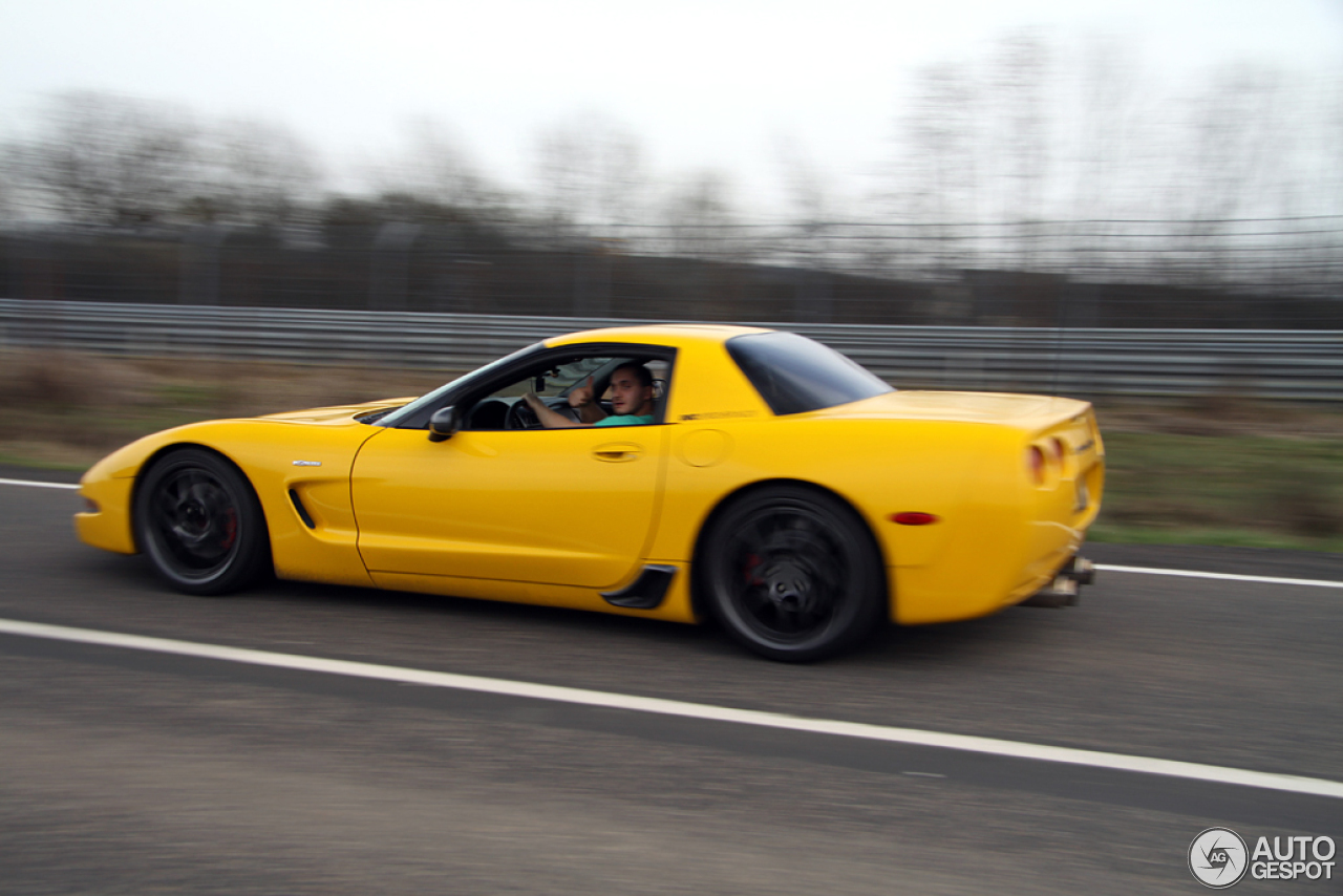 Chevrolet Corvette C5 Z06 31 March 2014 Autogespot