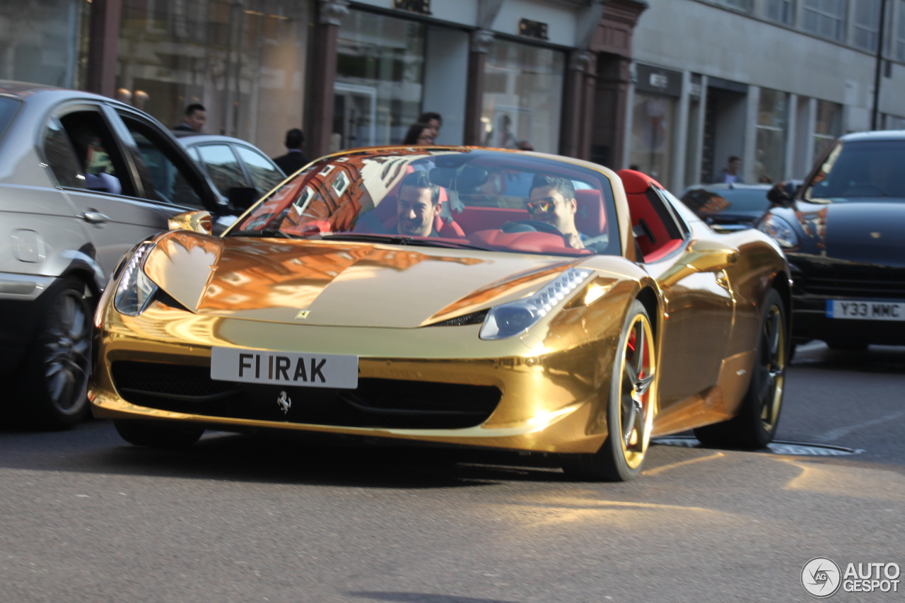 2014 Ferrari 458 Spider >> Ferrari 458 Spider - 31 March 2014 - Autogespot