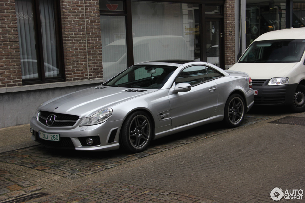 Mercedes-Benz SL55 AMG (R230) Review & Buyers Guide   Exotic Car Hacks