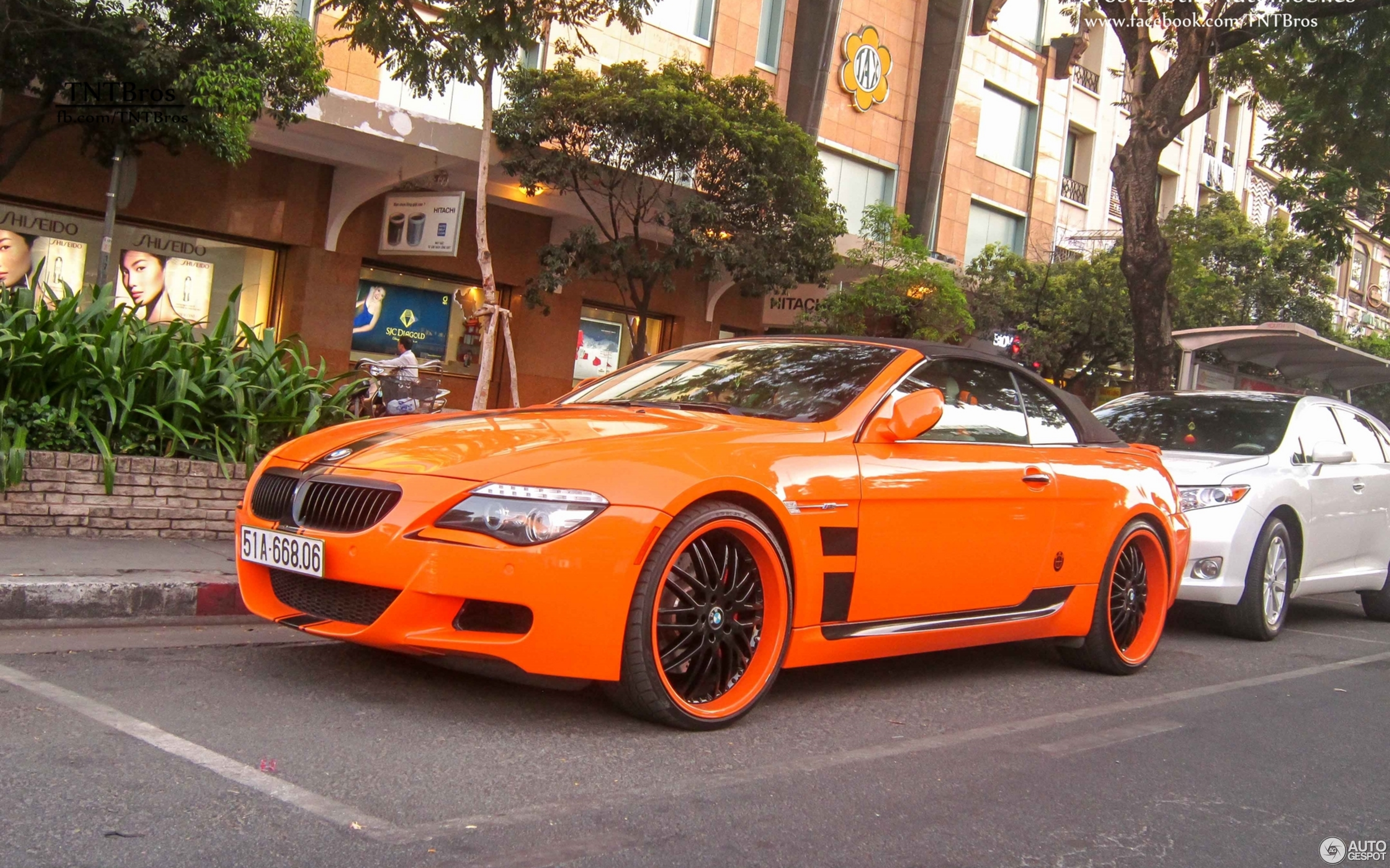 bmw m6 e64 cabriolet 6 avril 2014 autogespot. Black Bedroom Furniture Sets. Home Design Ideas
