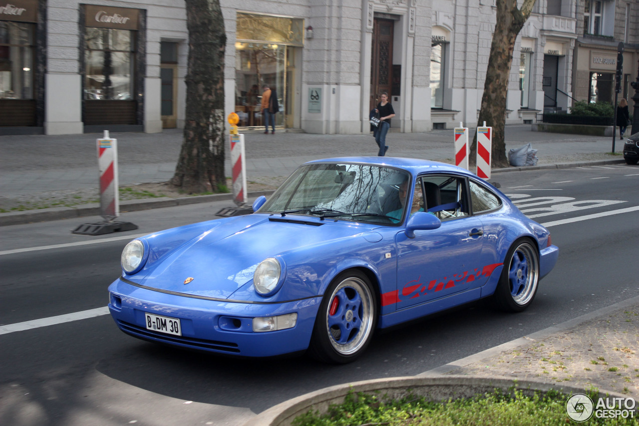 porsche 964 carrera rs 6 april 2014 autogespot. Black Bedroom Furniture Sets. Home Design Ideas