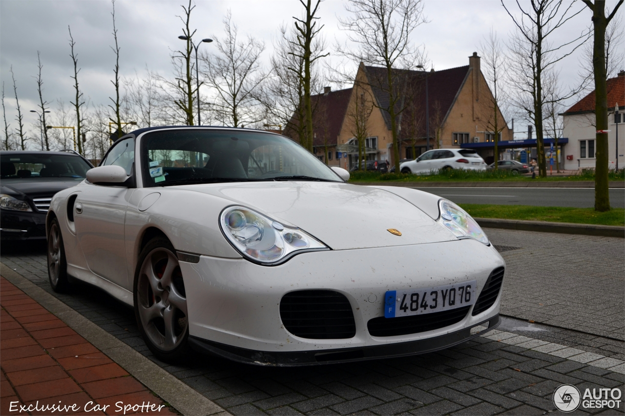 porsche 996 turbo s cabriolet 6 april 2014 autogespot. Black Bedroom Furniture Sets. Home Design Ideas