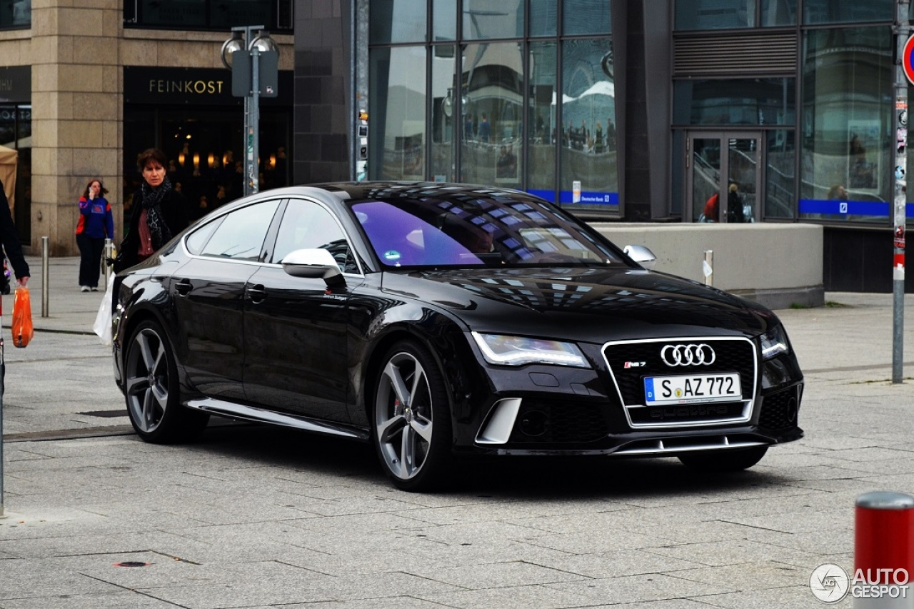 audi rs7 sportback 7 april 2014 autogespot. Black Bedroom Furniture Sets. Home Design Ideas