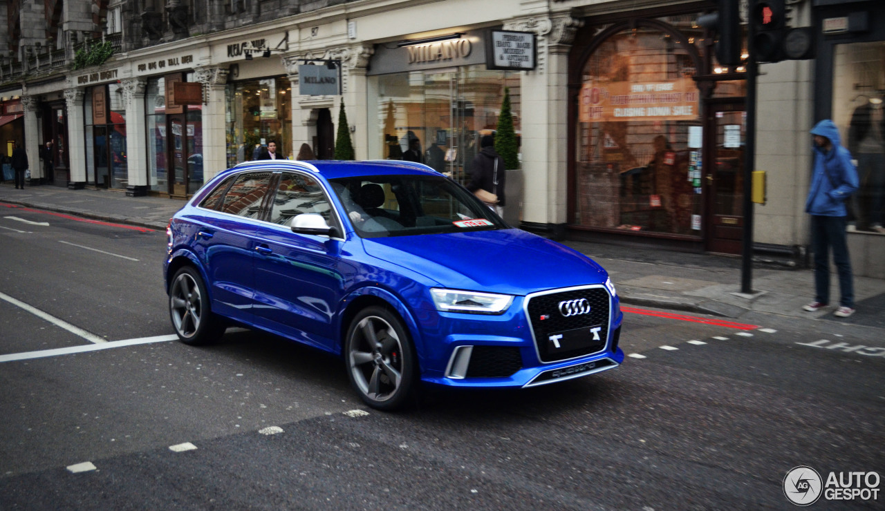 Audi Rs Q3 8 April 2014 Autogespot