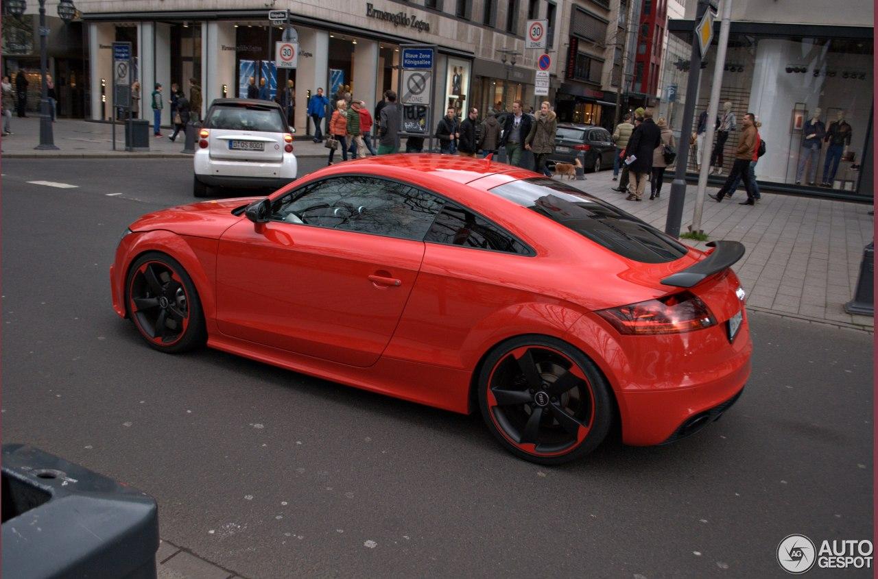 Audi Tt Rs Plus 8 April 2014 Autogespot