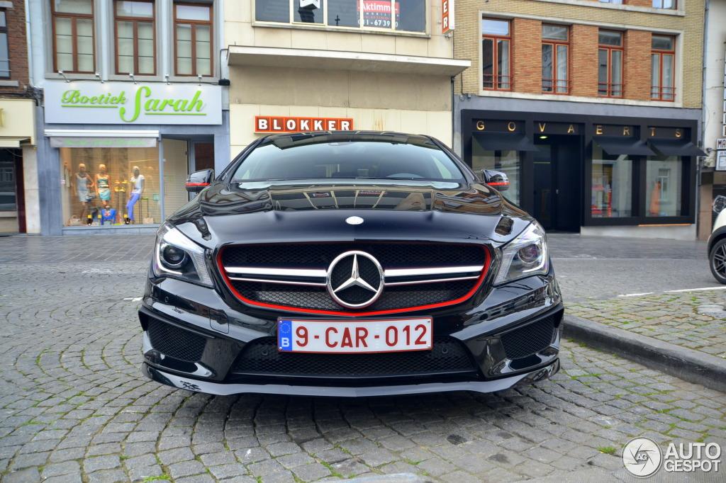 Mercedes C Amg  Edition One Ocasion