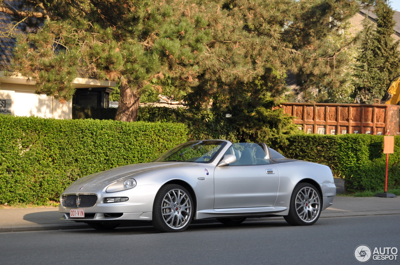 Maserati Spyder 90th Anniversary - 10 April 2014 - Autogespot