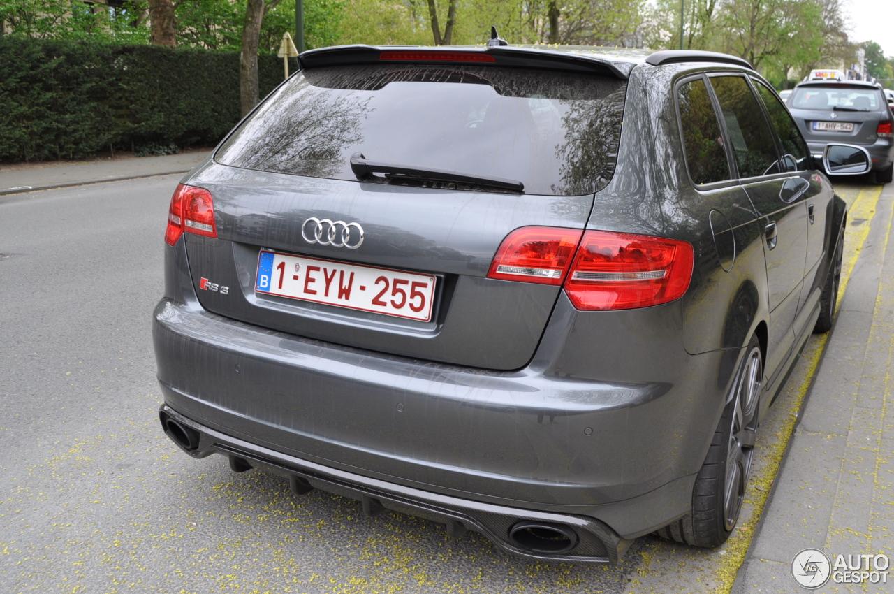 Audi MTM RS3 Sportback - 11 April 2014 - Autogespot