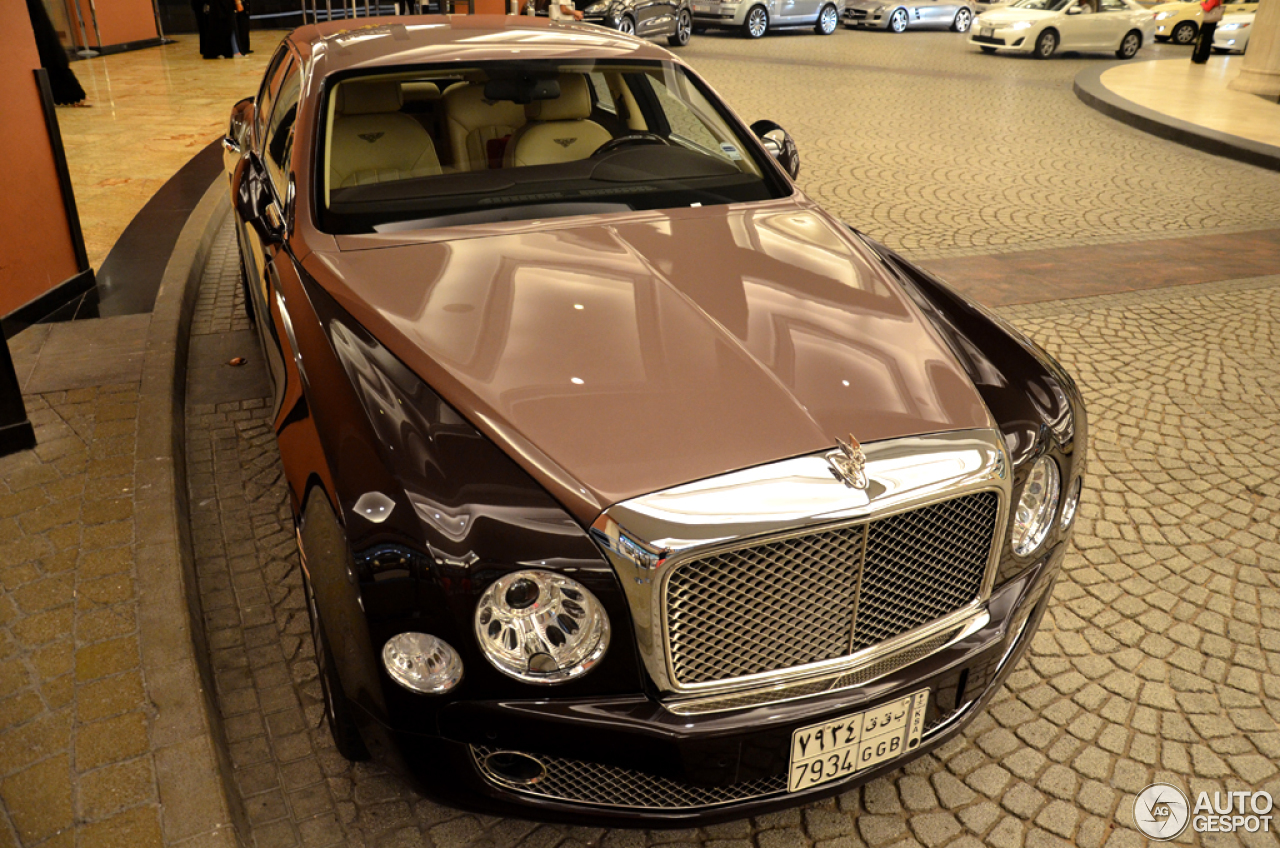 Bentley Mulsanne 2009 12 April 2014 Autogespot