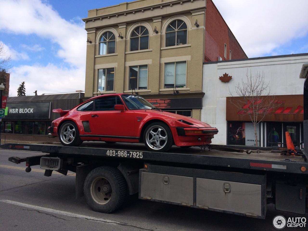 Porsche 930 Turbo Flatnose 13 April 2014 Autogespot