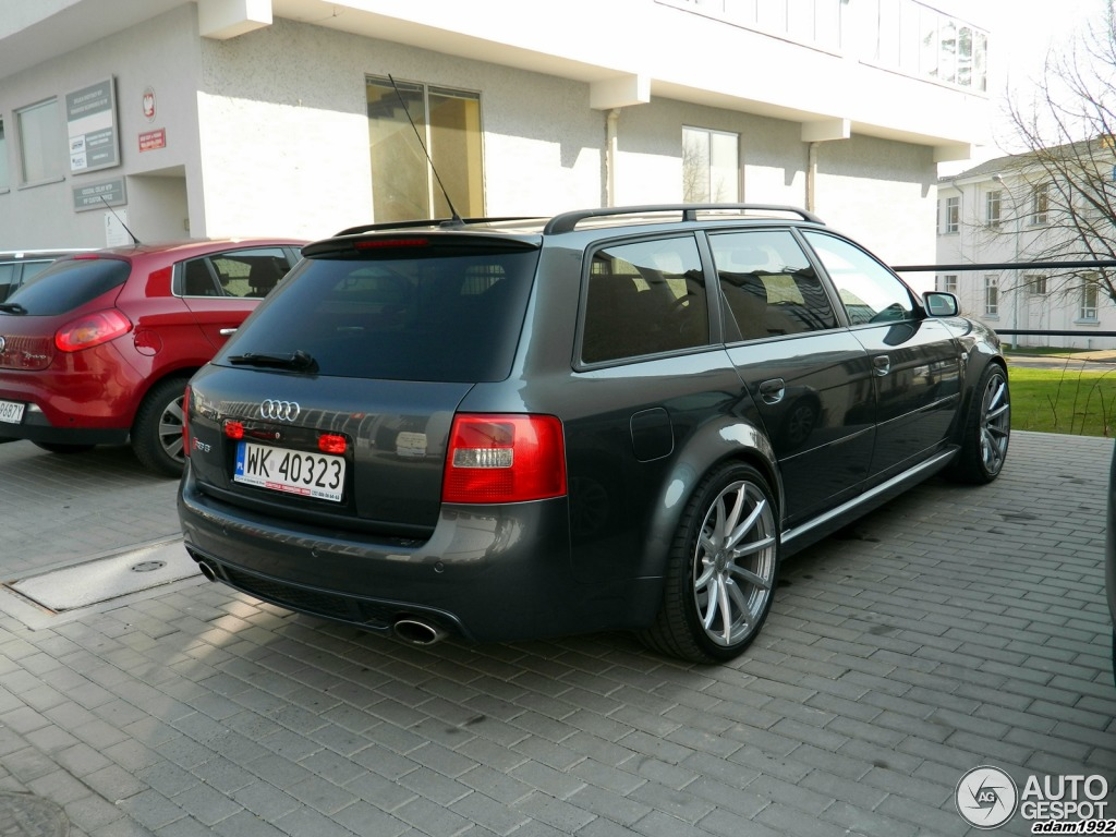 audi rs6 avant c5 14 april 2014 autogespot. Black Bedroom Furniture Sets. Home Design Ideas