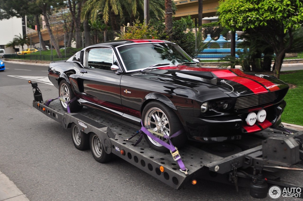 Ford Mustang Shelby G T 500e Eleanor 16 April 2014