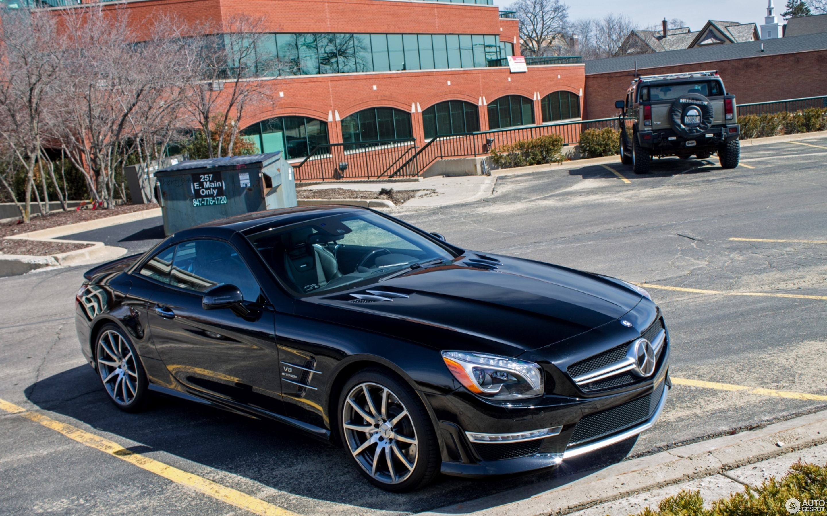 Mercedes Benz Sl 63 Amg R231 19 April 2014 Autogespot