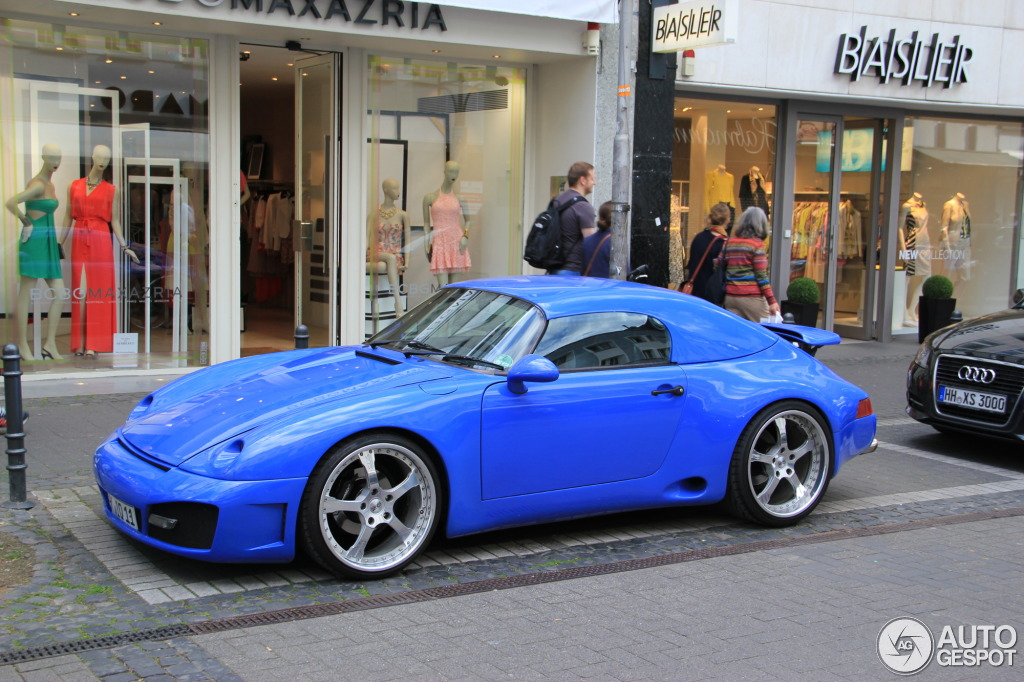 Porsche Strosek 964 Speedster 19 April 2014 Autogespot