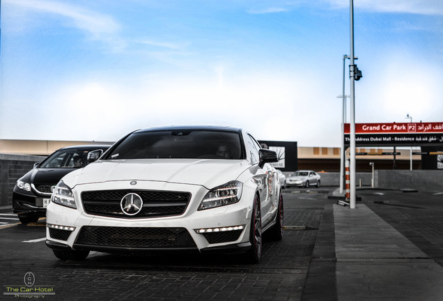 Mercedes-Benz Weistec CLS 63 AMG C218