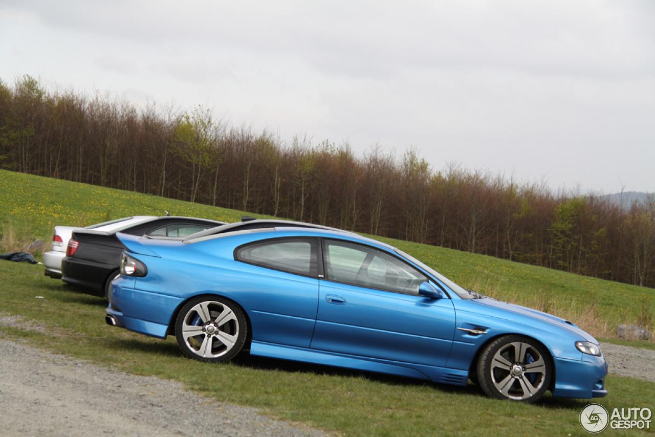 Vauxhall Monaro VXR - 20 April 2014 - Autogespot
