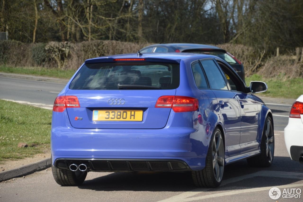 Audi RS3 Sportback