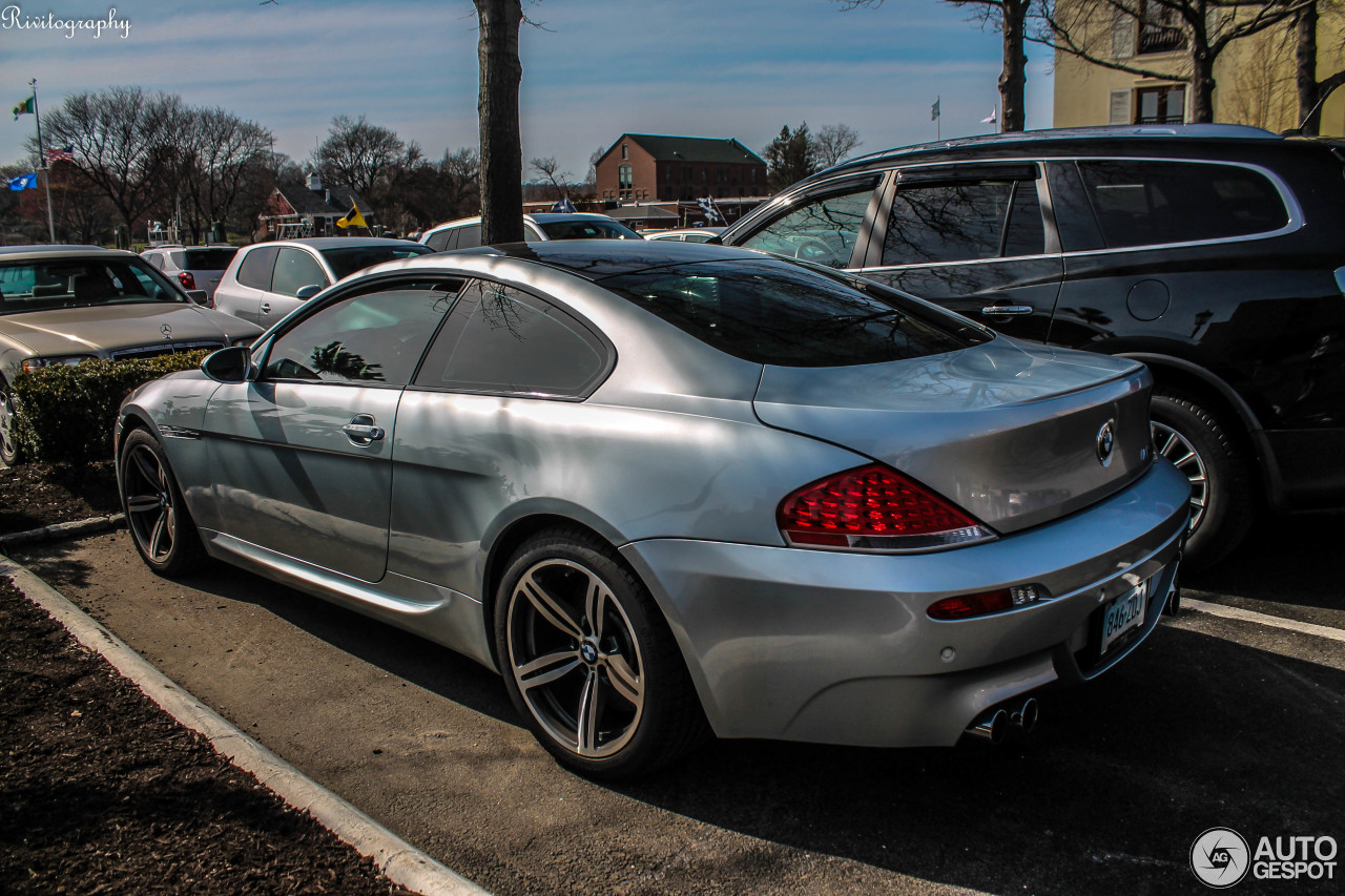 Bmw M6 E63 21 April 2014 Autogespot
