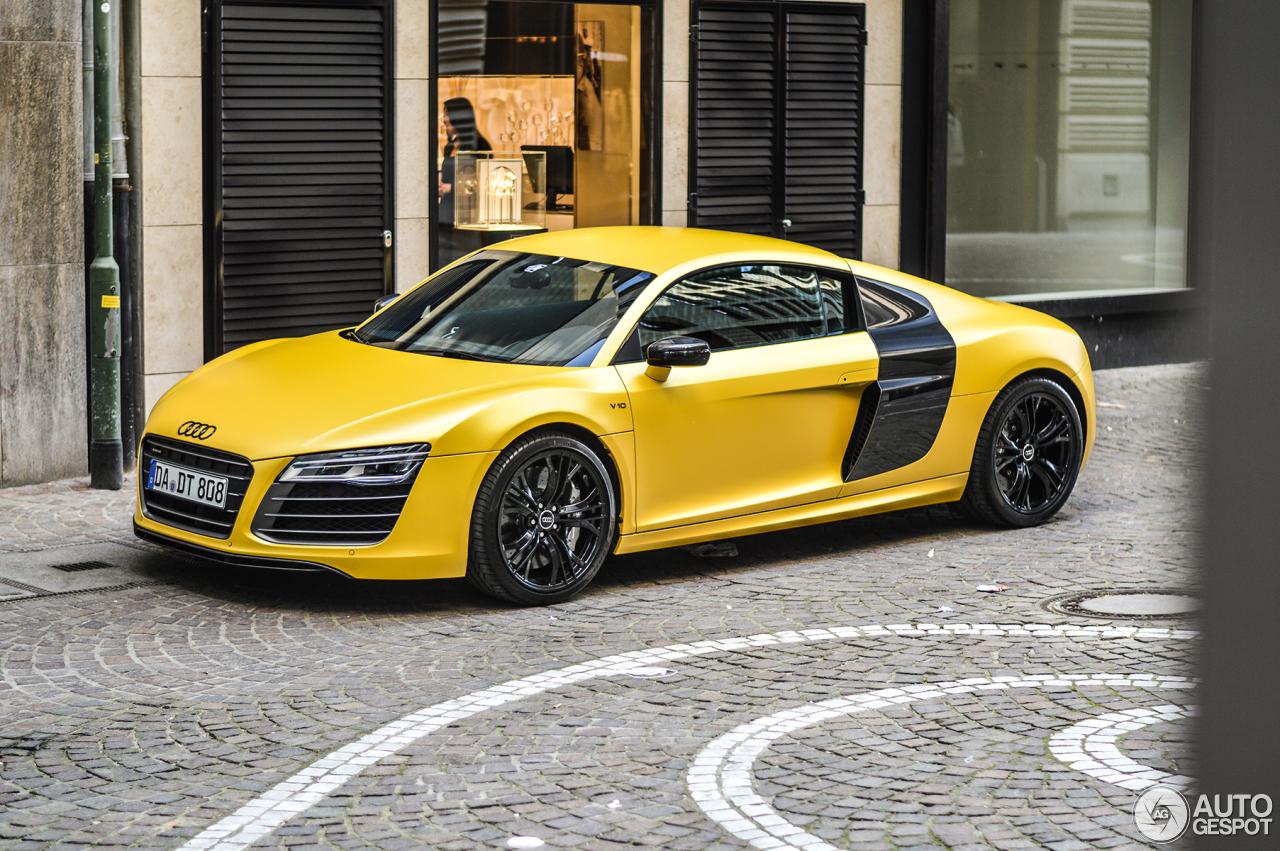 Audi R8 V10 Plus 2013 - 22 April 2014 - Autogespot