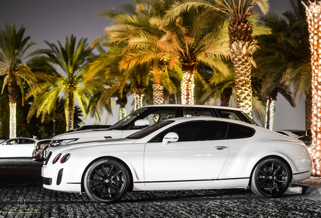 Bentley Continental SuperSports Coupé Limited Edition