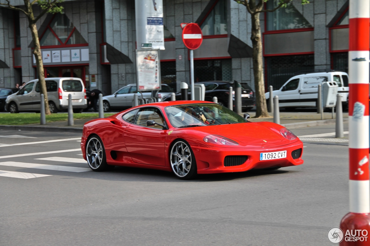 ferrari 360 modena 25 april 2014 autogespot. Black Bedroom Furniture Sets. Home Design Ideas