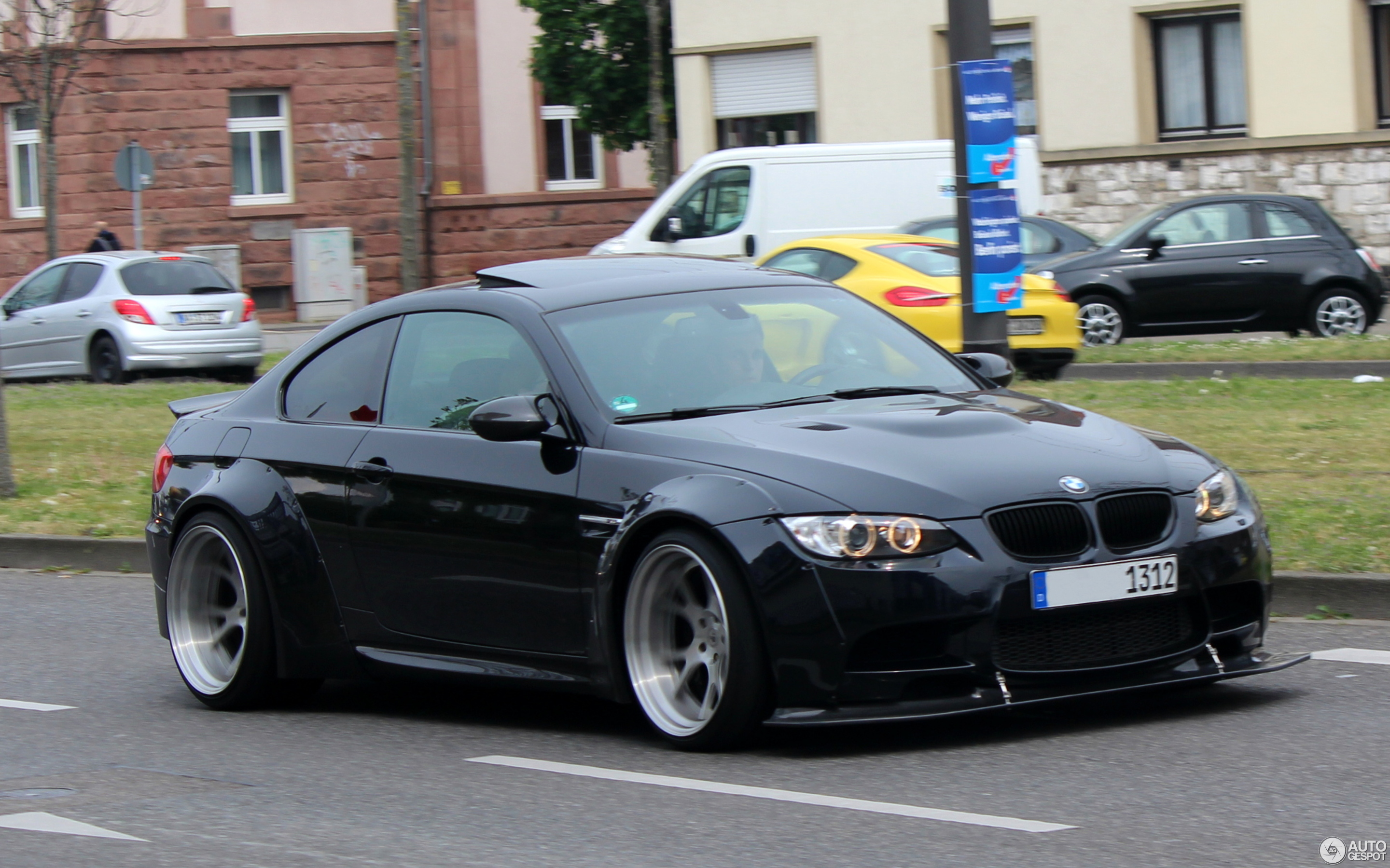 Bmw Liberty Walk M3 E92 Coupe 25 April 2014 Autogespot