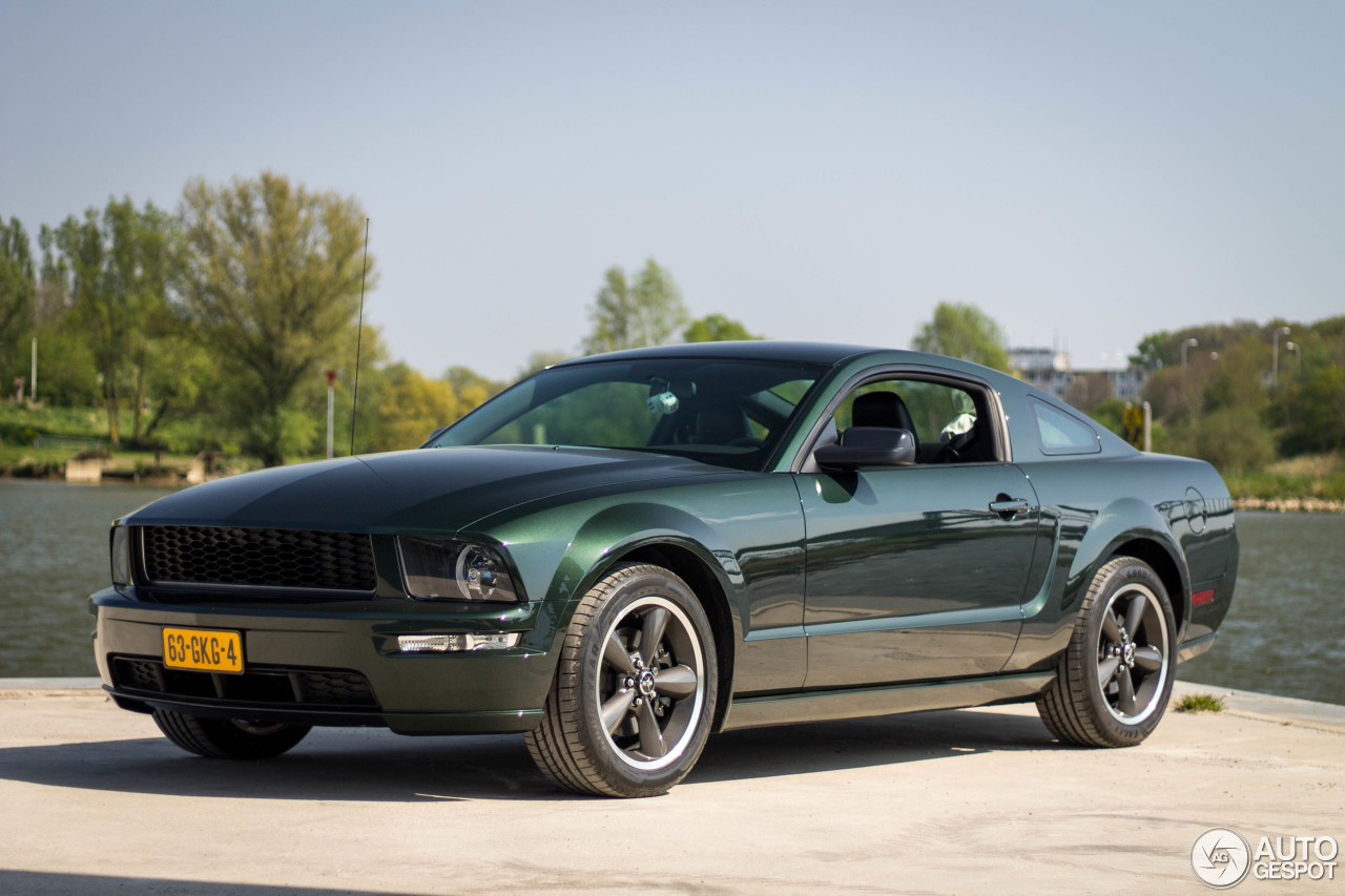 Ford Mustang Bullitt 26 April 2014 Autogespot