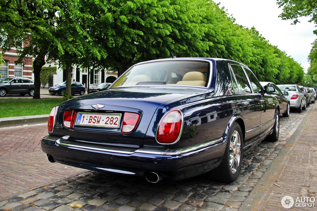 Bentley Arnage Red Label 27 April 2014 Autogespot