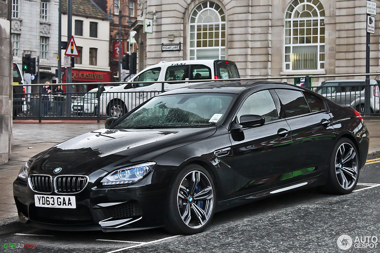 Bmw M6 F06 Gran Coup 233 27 April 2014 Autogespot