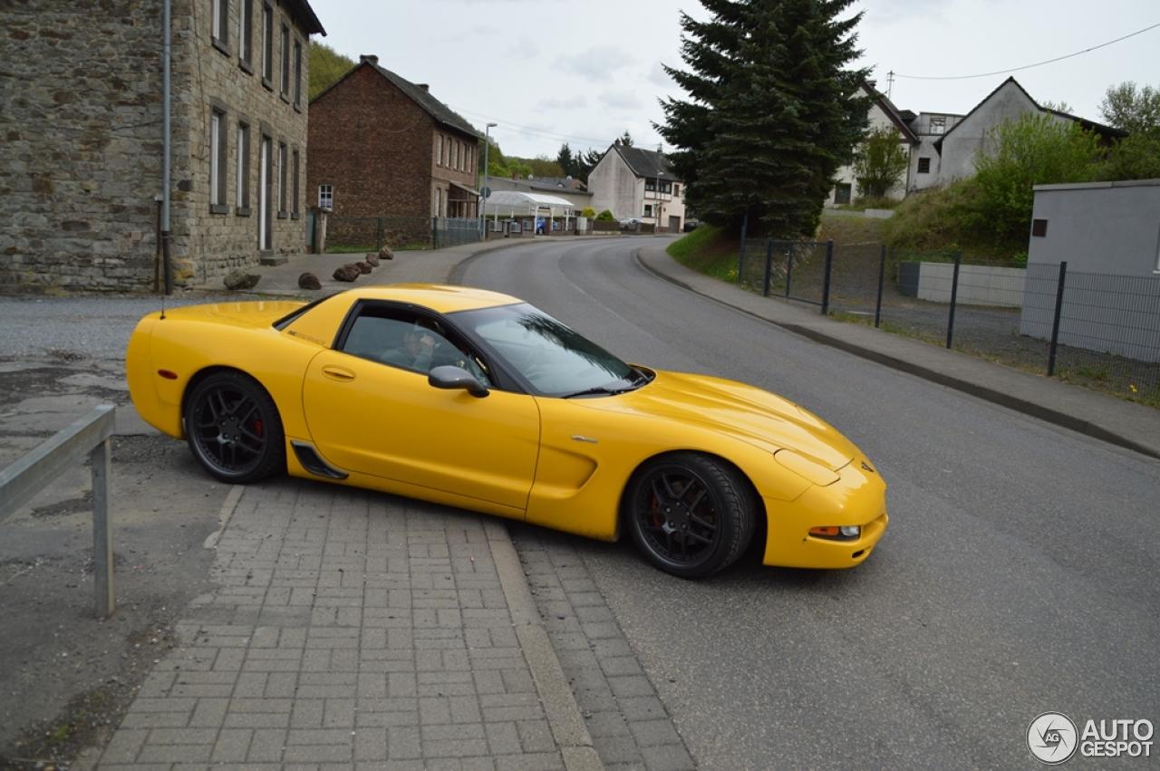 Chevrolet Corvette C5 Z06 27 April 2014 Autogespot