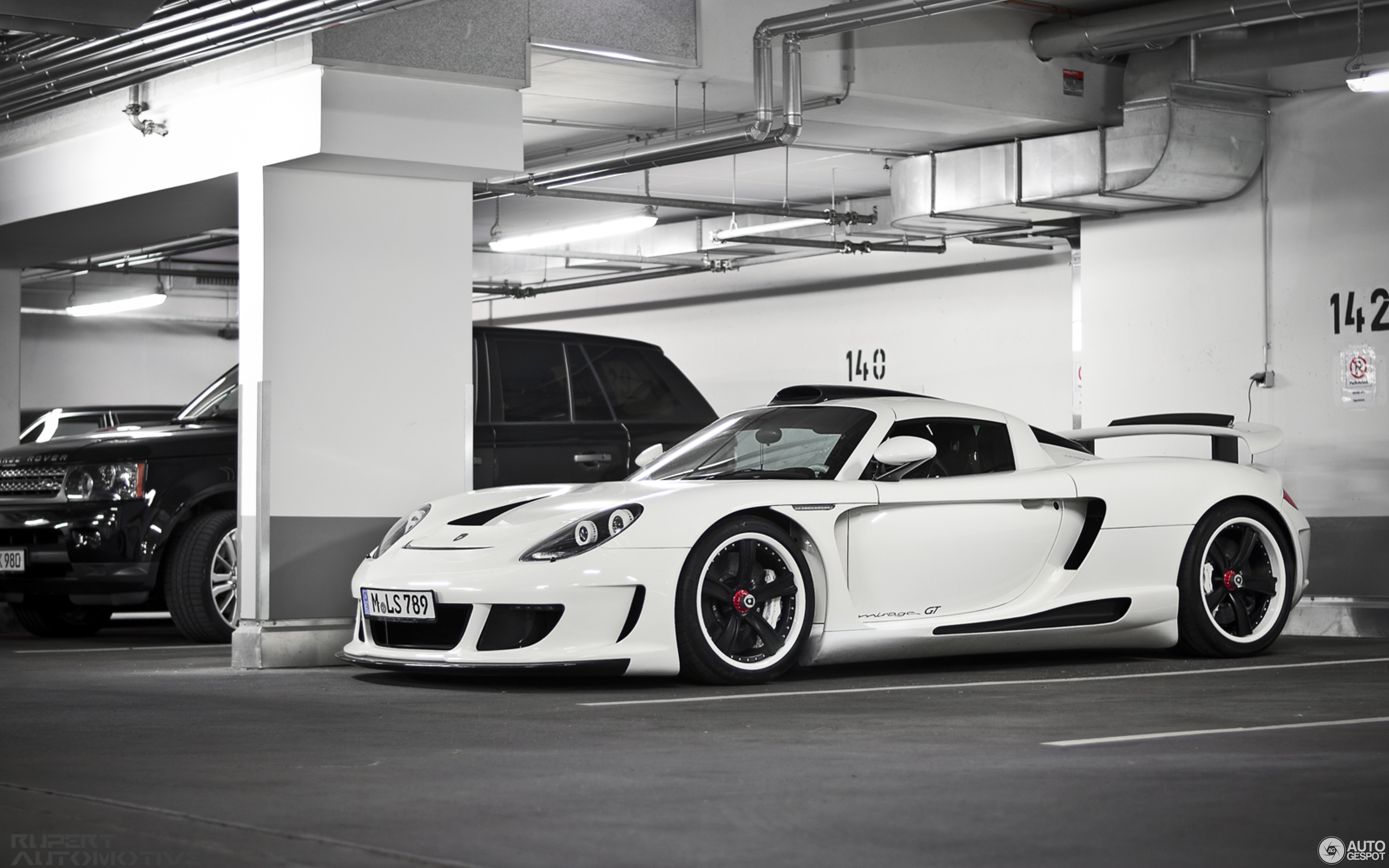 Gemballa Mirage Gt >> Gemballa Mirage Gt Black Edition 27 April 2014 Autogespot