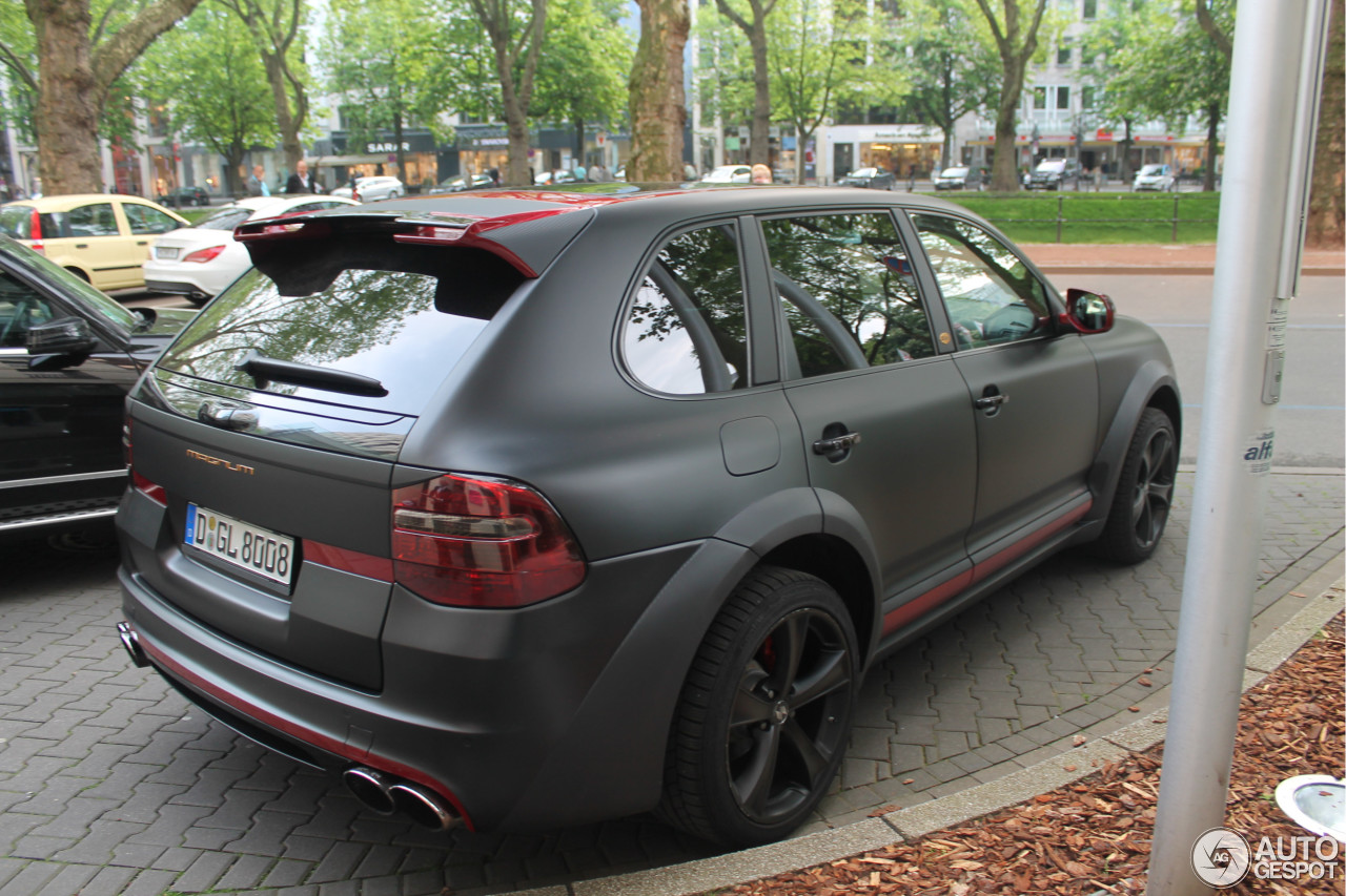porsche cayenne techart magnum 2007 27 avril 2014 autogespot. Black Bedroom Furniture Sets. Home Design Ideas