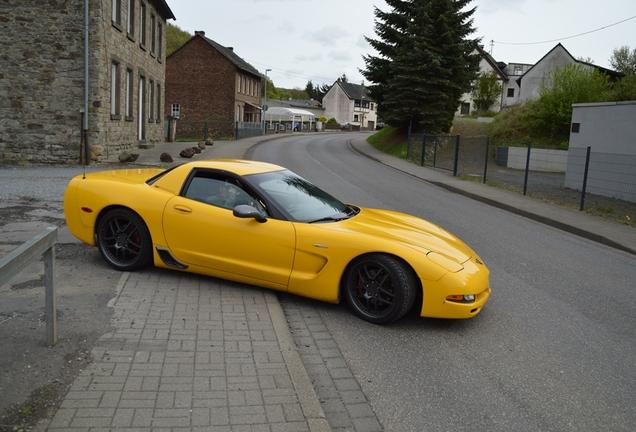Chevrolet Corvette C5 Z06