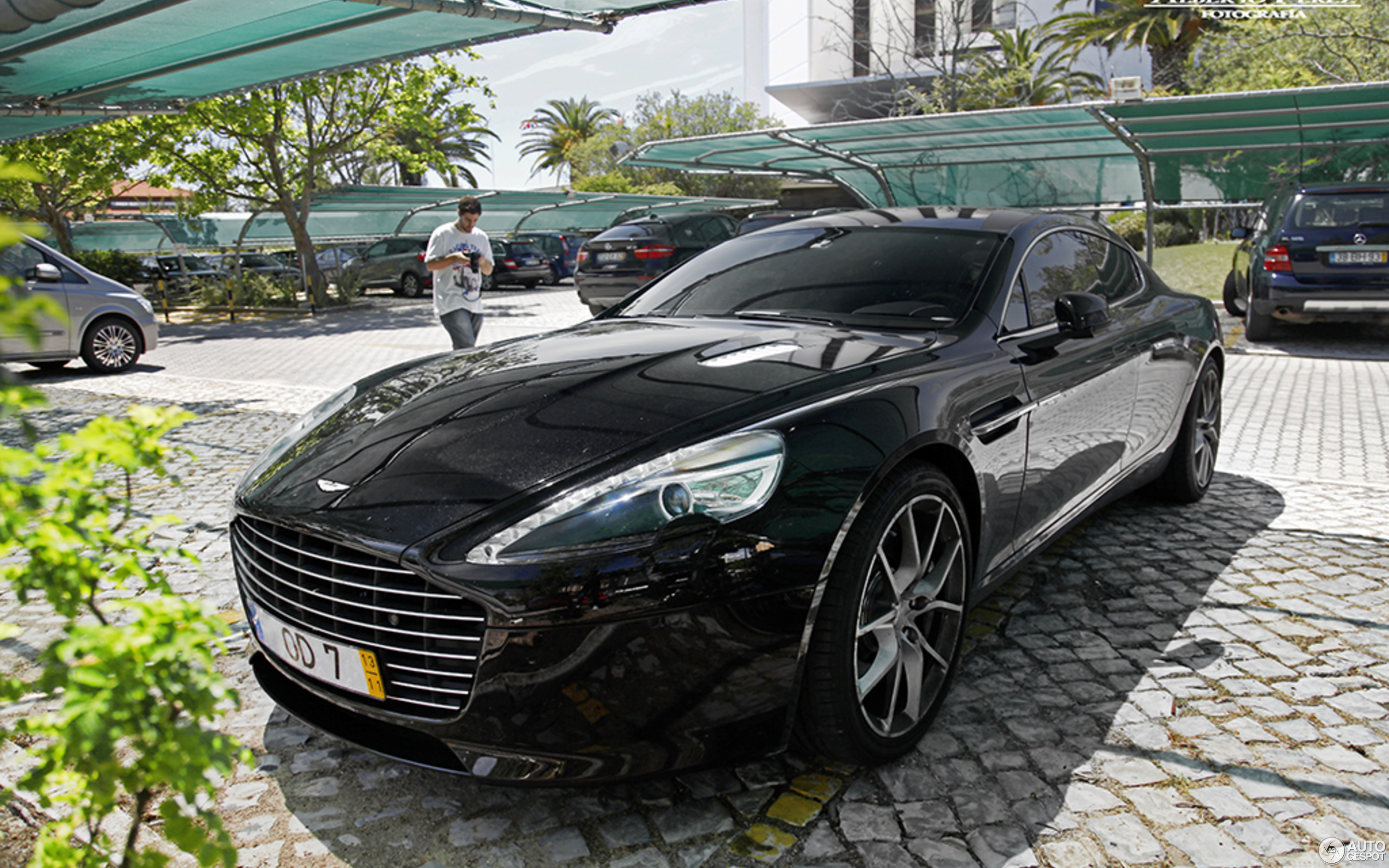 Aston Martin Rapide S 29 April 2014 Autogespot