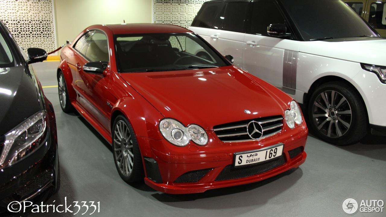 Mercedes benz clk 63 amg black series 30 april 2014 for Mercedes benz clk63 amg black series