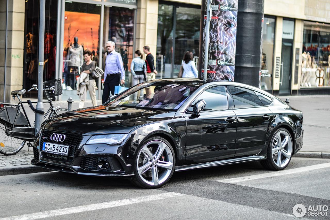 Audi RS7 Sportback - 1 mei 2014 - Autogespot