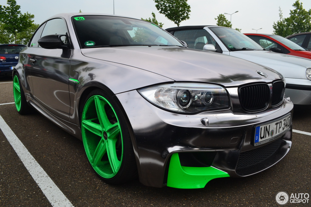 bmw tuning pur 1 series m coup 1 may 2014 autogespot. Black Bedroom Furniture Sets. Home Design Ideas