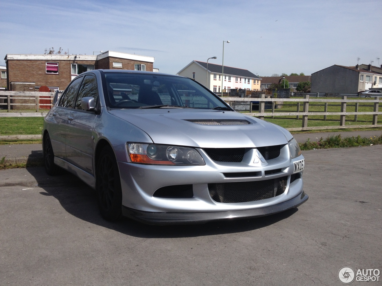 mitsubishi lancer evolution viii mr fq 320 4 may 2014 autogespot. Black Bedroom Furniture Sets. Home Design Ideas