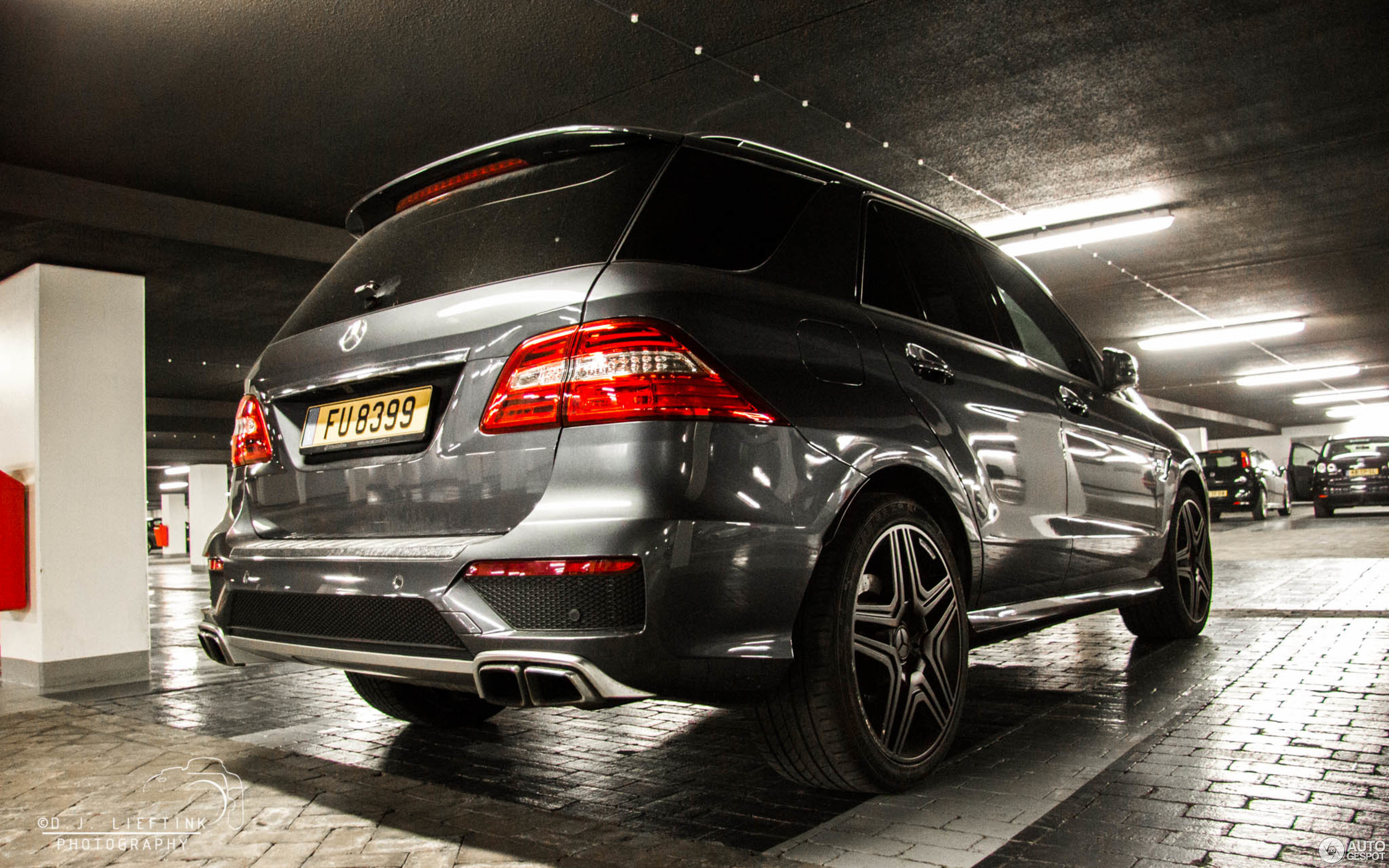 Mercedes Benz ML 63 AMG W166 4 Mai 2014 Autogespot
