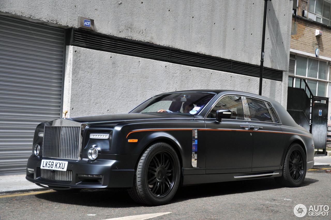 Rolls-Royce Phantom Mansory Conquistador - 5 May 2014 ...