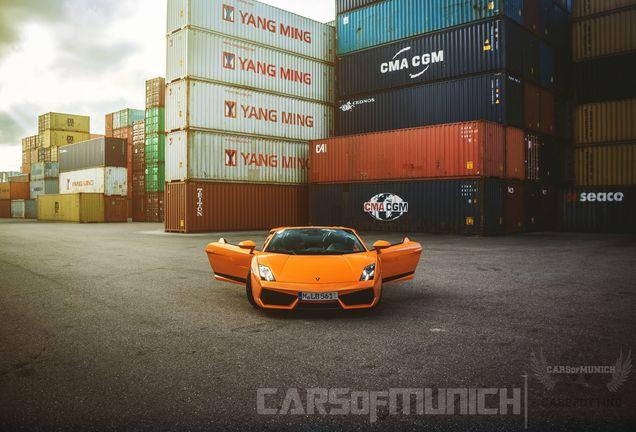 Lamborghini Gallardo LP560-4 Spyder