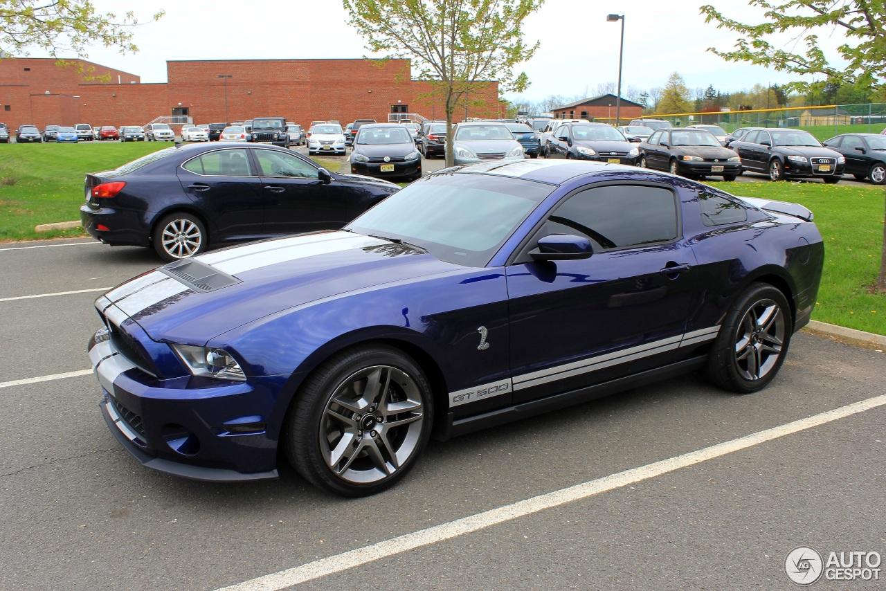 Ford Mustang Shelby Gt500 2010 7 Mei 2014 Autogespot