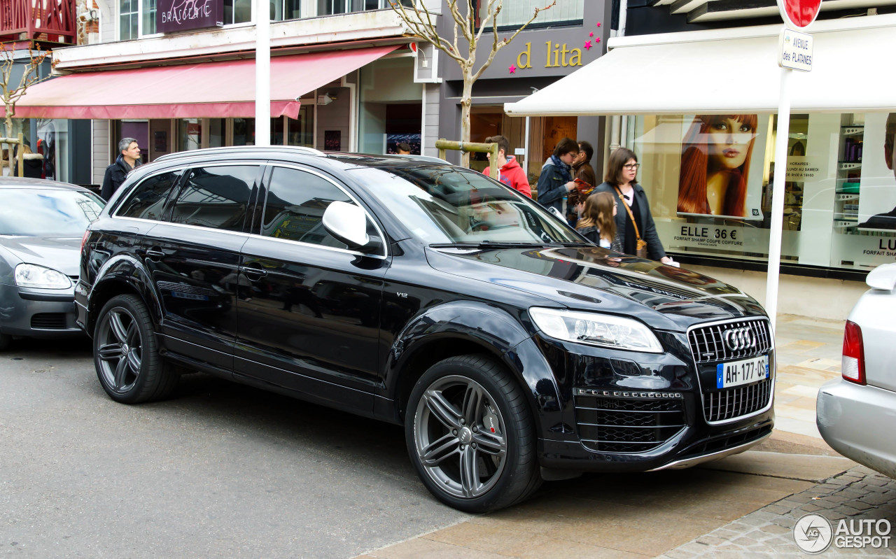 audi q7 v12 tdi 8 mai 2014 autogespot. Black Bedroom Furniture Sets. Home Design Ideas